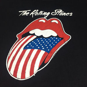 The Rolling Stones America Tshirt Size Large